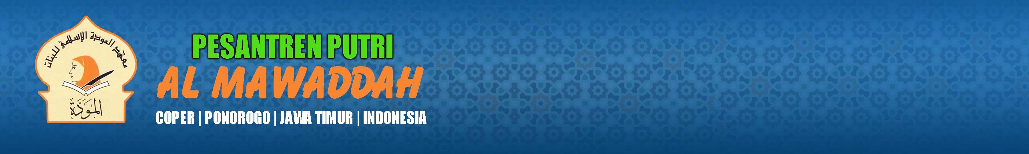Pesantren Putri Al Mawaddah